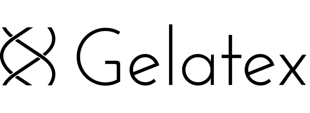 1. Gelatex logo